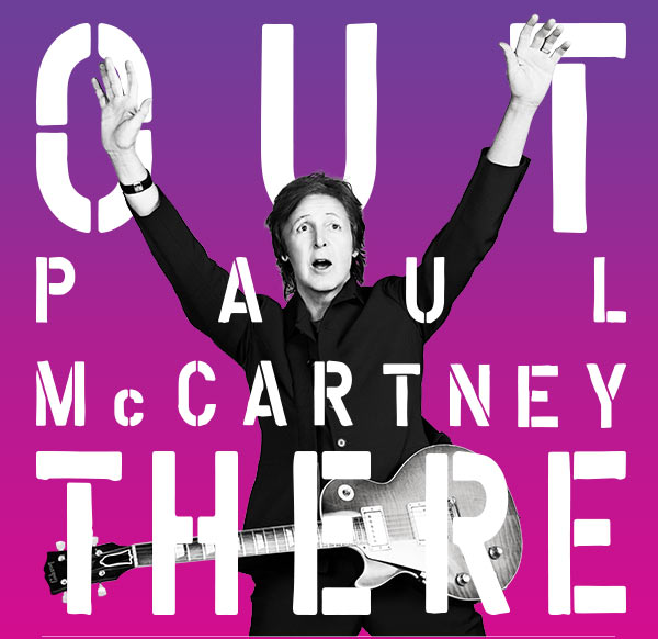 Photo from www.paulmccartney.com
